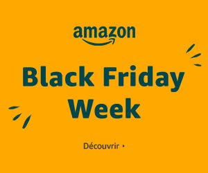 annonce publicité black friday week amazon universkite kitesurf