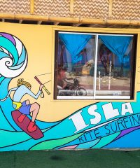 Isla Kitesurfing school and guesthouse – Boracay, Philippines