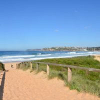 Longreef Beach - Collaroy (Australie) 5